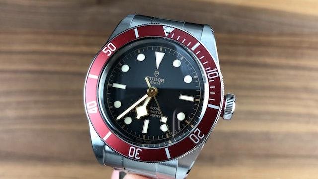 Tudor Black Bay Red 79230R Review