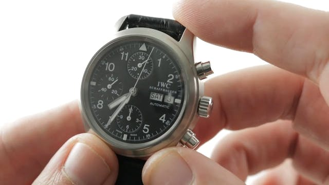 IWC Pilots Watch Chronograph IW3706-03