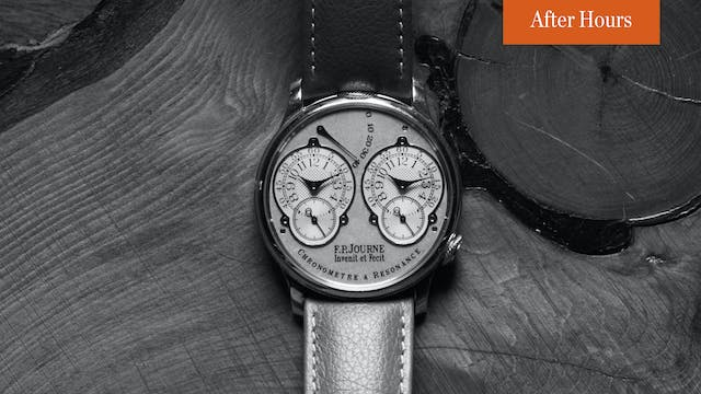 What Makes a Watch Brand's Identity?