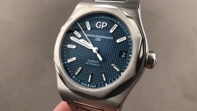 Girard Perregaux Laureato 81010-11-43...