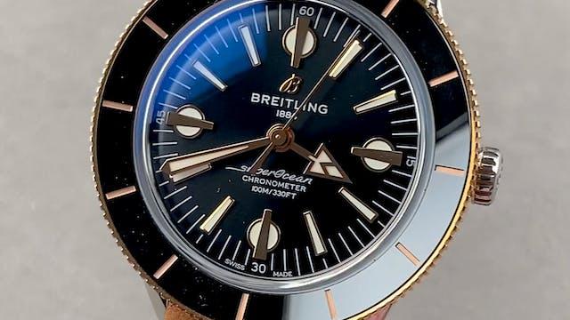 Breitling Superocean Heritage '57 U10...