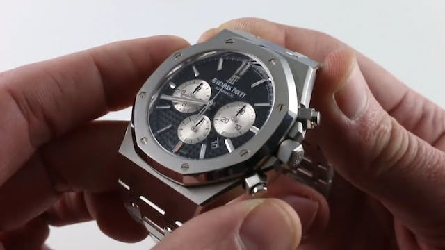 Audemars Piguet Royal Oak Chronograph...