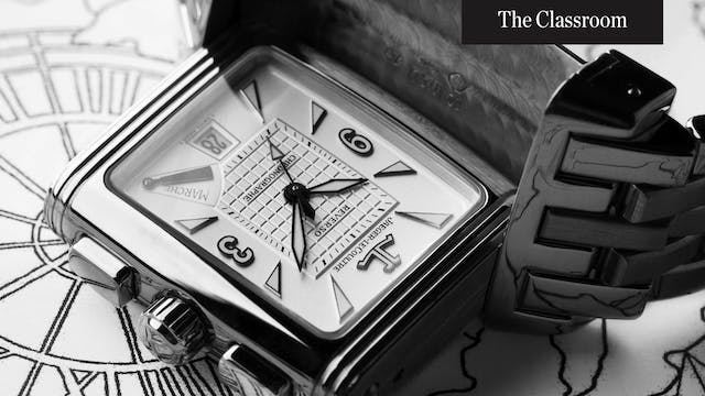 The History of Jaeger-LeCoultre