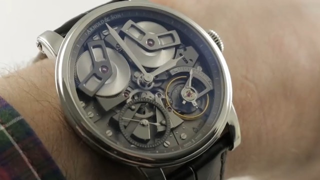 Arnold & Son True Beat Tb88 (1Tbas.S01A.C113S) Review