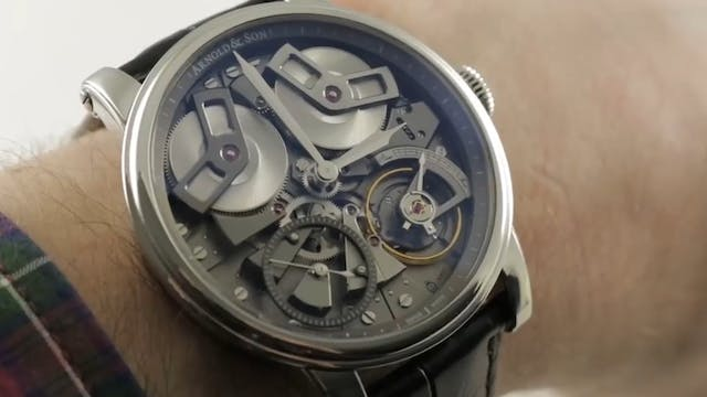 Arnold & Son True Beat Tb88 (1Tbas.S0...