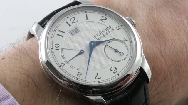 F.P. Journe Octa Automatique Reserve ...