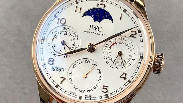 IWC Portugieser Perpetual Calendar IW5033-02