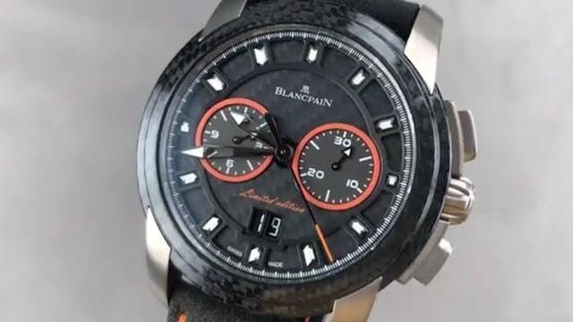 Blancpain L Evolution Chronograph Fly...