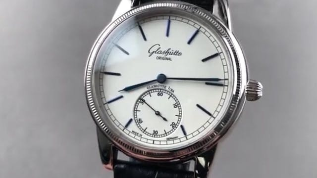 Glashutte Original 1878 Tribute To Mo...