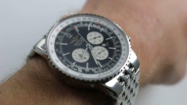 Breitling Navitimer Ref. A35340 Watch...