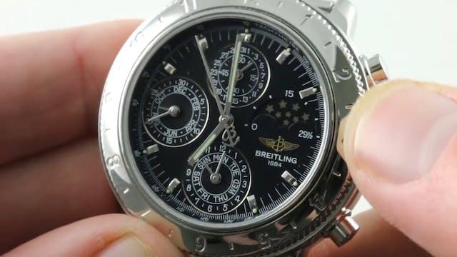 Breitling Windrider Astromat Perpetua...