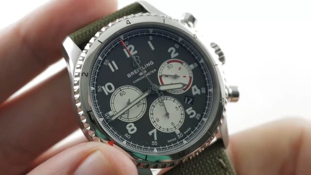 Breitling Aviator 8 B01 Chronograph 4...