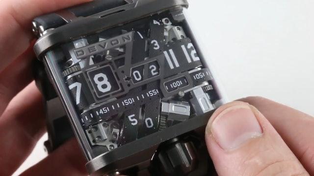 Devon Tread 1: How To Use Set Operate