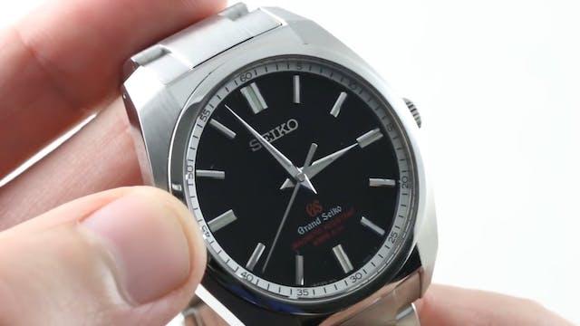 Grand Seiko 9F61 (Anti Magnetic) SBGX...