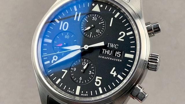 IWC Classic Pilot's Chronograph IW3717-04