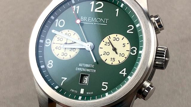 Bremont ALT1-C Chronograph ALT1-C/GN