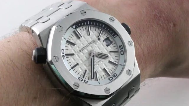 Audemars Piguet Royal Oak Offshore Di...