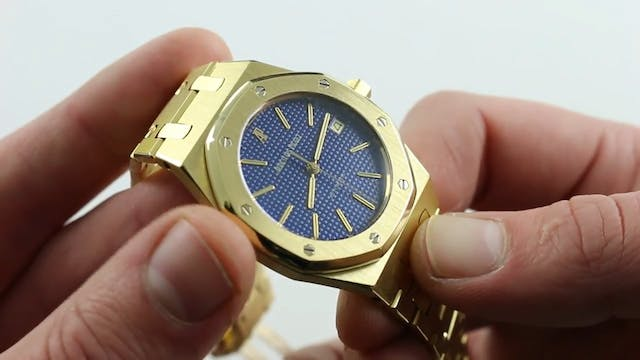 Audemars Piguet Royal Oak 14790 Watch...