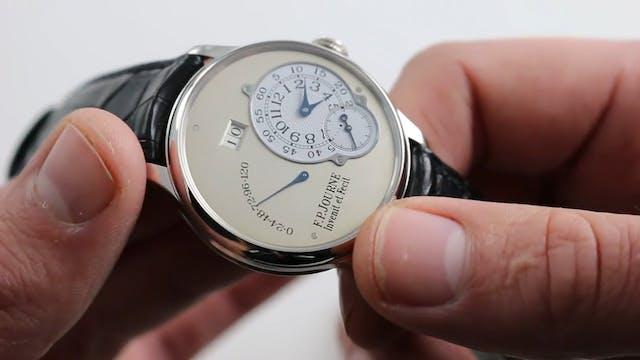 F.P. Journe Octa Automatique Watch Re...