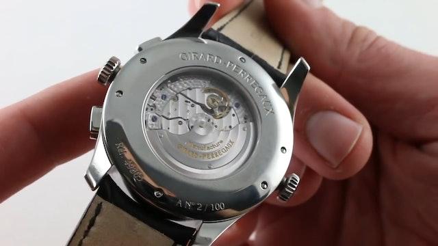 Girard Perregaux World Time Ww.Tc Chronograph Limited Edition 49805