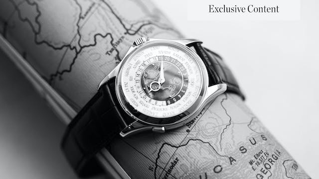 Art x Watches: The Influence of Techn...
