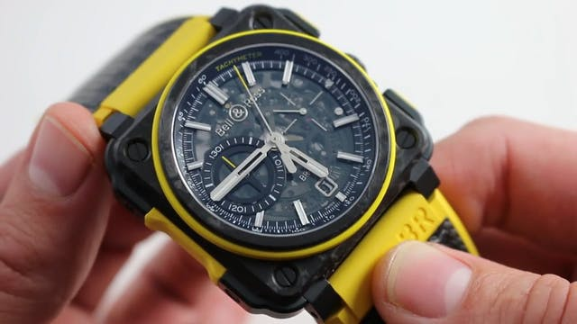 Bell & Ross BR X1 Rs 16 Limited Editi...