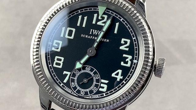 IWC Vintage Pilot's Watch IW3254-01