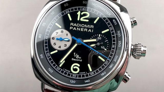 Panerai Radiomir One/Eighth Second PAM 246