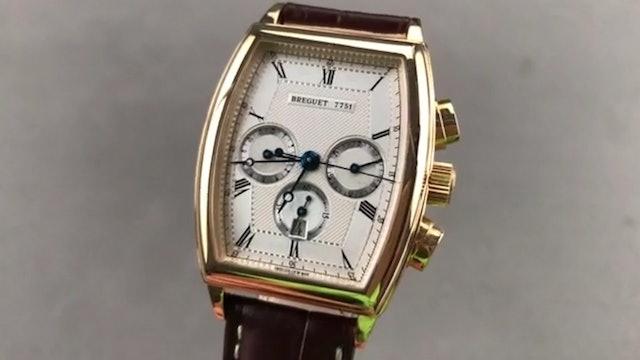 Breguet Heritage Chronograph 5460Ba 12 996 Breguet Watch Review