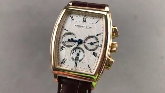Breguet Heritage Chronograph 5460Ba 1...