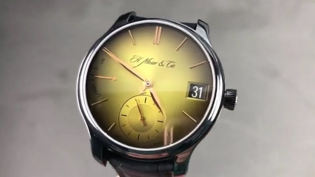 H. Moser & Cie Endeavour Perpetual Ca...