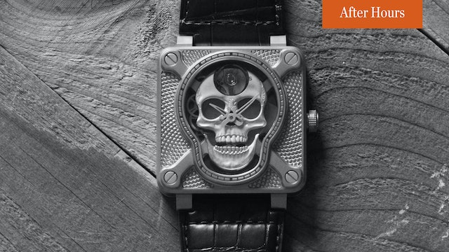 A Conversation About Wacky Watches
