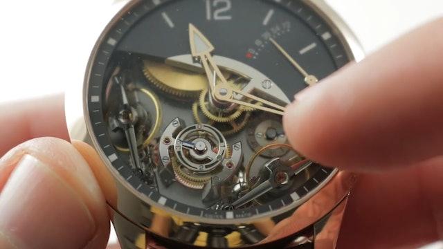 Greubel Forsey Double Balancier Greubel Forsey Watch Review