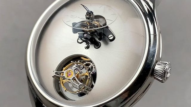 H. Moser & Cie x MB&F Endeavour Cylin...