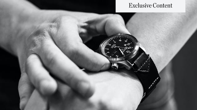 Nick & Giles On Bremont Watch Company...