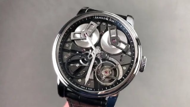 Arnold & Son Tb88 True Beat Seconds 1...