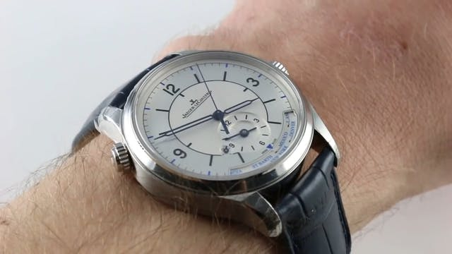 Jaeger Lecoultre Master Geographic 14...