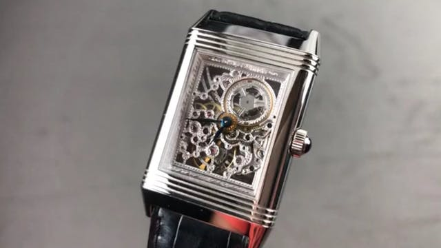 Jaeger-Lecoultre Reverso Number One S...
