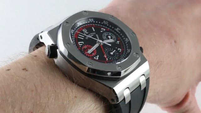 Audemars Piguet Royal Oak Offshore Al...