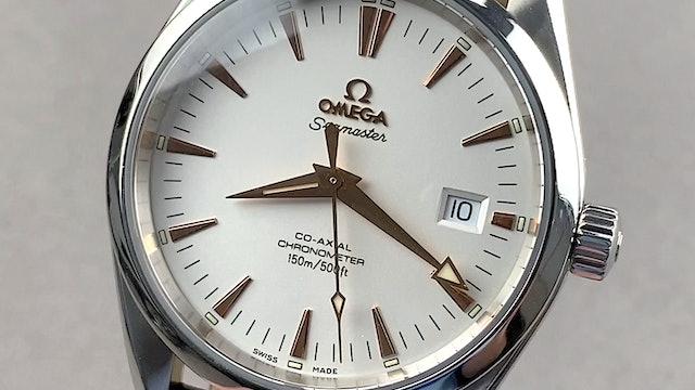 Omega Seamaster Aqua Terra 150M 2803.34.37