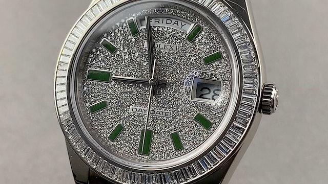Rolex Day-Date II18399BR