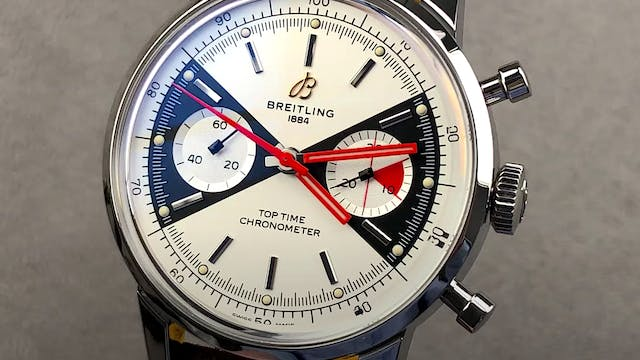 Breitling Top Time Limited Edition A2...