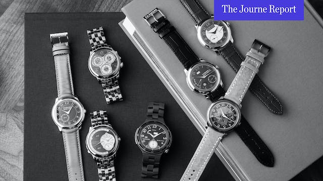 F.P. Journe in Asian Markets and the ...