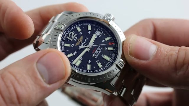 Breitling Colt Automatic Ref. A173801...