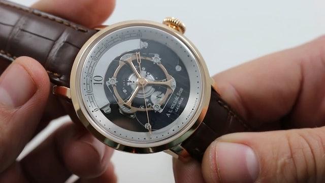 Arnold & Son Golden Wheel 1Hvar.M01A.C120A Review
