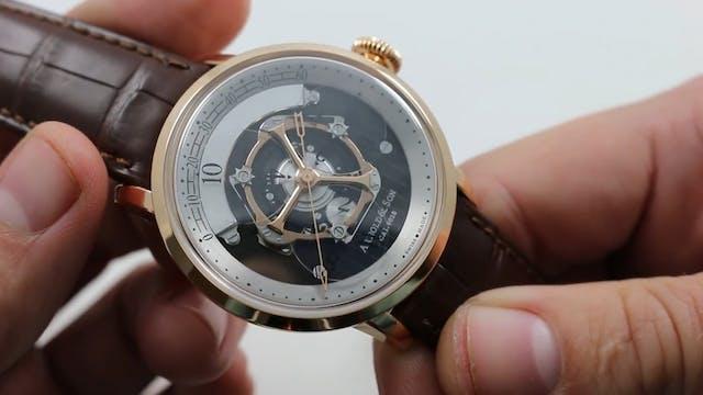 Arnold & Son Golden Wheel 1Hvar.M01A....