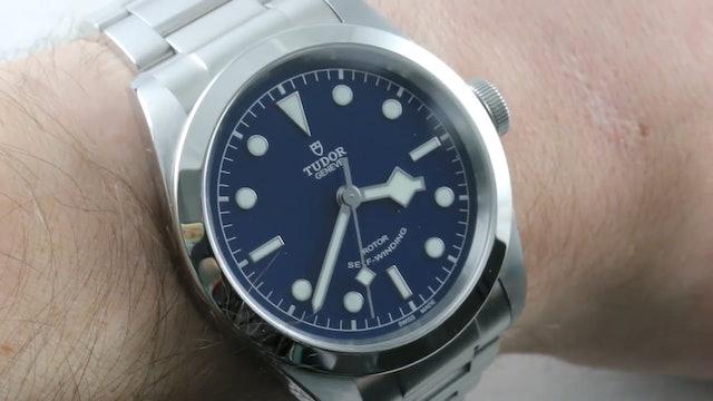 Tudor Black Bay 41 Blue Dial (M79540-0004) Review