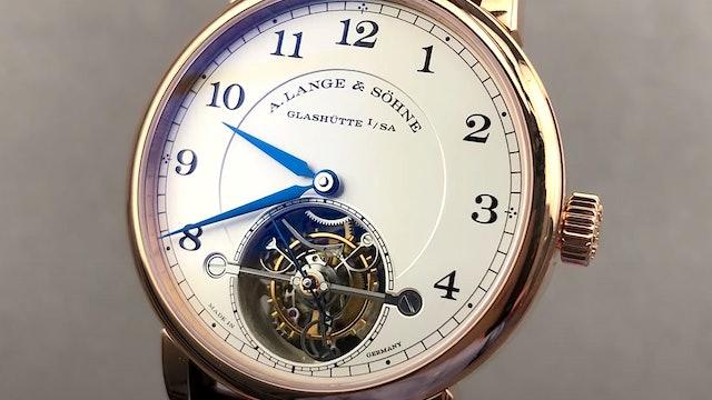 A. Lange & Sohne 1815 Tourbillon 730.032F