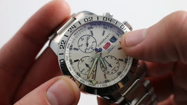 Chopard Mille Miglia GMT Chronograph Ref. 158992-3002 Watch Review