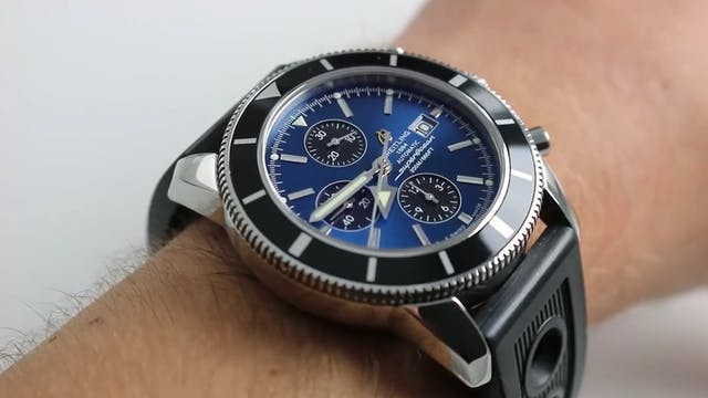 Breitling Superocean Heritage 46 Ref....